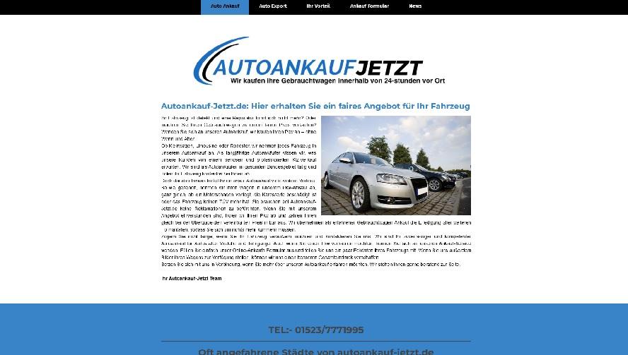 Autoankauf München - Auto verkaufen in München zum Höchstpreis