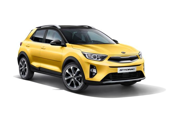 Auto News  carpr.de - Crossover Kia Stonic: Noch mehr Auto fürs Geld