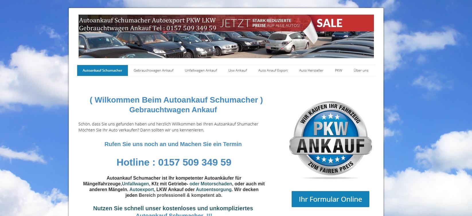 Autoankauf Bergisch Gladbach